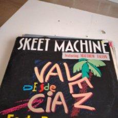 """Discos de vinilo: TRAST DISCO GRANDES 12 """" MUSICA SKEET MACHINE FEATURING MATTHEW TALLON - ES DE P... MADRE! . MAXI -E. Lote 232678635"""