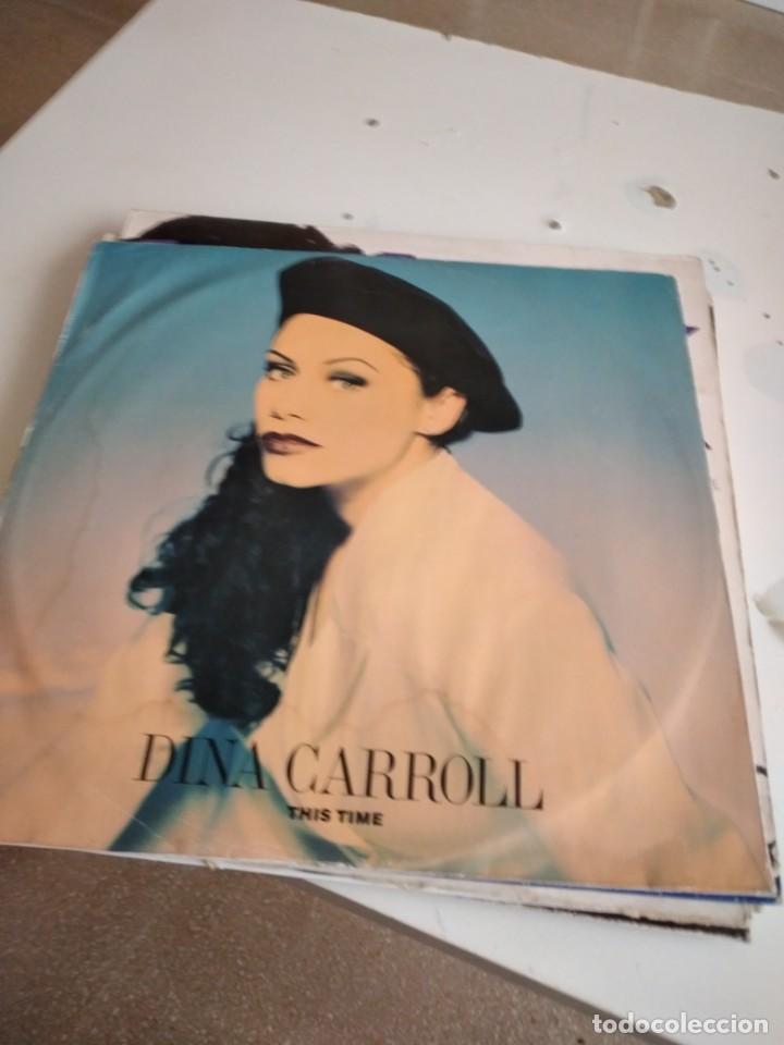 "TRAST DISCO GRANDES 12 "" MUSICA DINA CARROLL THIS TIME (Música - Discos de Vinilo - Maxi Singles - Pop - Rock - New Wave Internacional de los 80)"