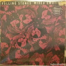 Discos de vinilo: ROLLING STONES - MIXED EMOTIONS. Lote 232679950