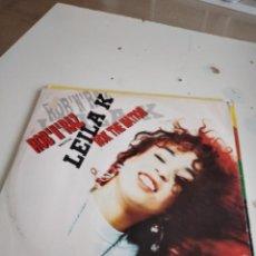 "Discos de vinilo: TRAST DISCO GRANDES 12 "" MUSICA ROB 'N' RAZ WITH LEILA K ?– ROK THE NATION - ARISTA 1990 - MAXI - P. Lote 232680585"