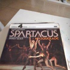"""Discos de vinilo: TRAST DISCO GRANDES 12 """" MUSICA KHATCHATURIAN SINFÓNICA DE LONDRES SUITES SPARTACUS Y MASQUERADE SPA. Lote 232681460"""