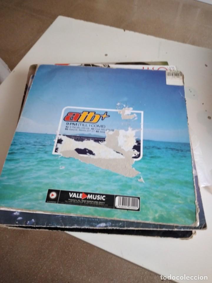 """TRAST DISCO GRANDES 12 """" MUSICA ATB - 9 PM TILL I COME - MAXI - SPAIN - VALE MUSIC - L - (Música - Discos de Vinilo - Maxi Singles - Disco y Dance)"""