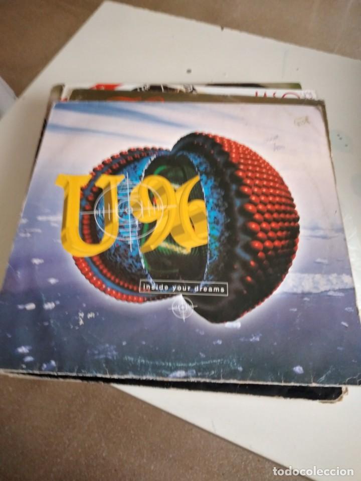 """TRAST DISCO GRANDES 12 """" MUSICA U96 INSIDE YOUR DREAMS (Música - Discos de Vinilo - Maxi Singles - Disco y Dance)"""