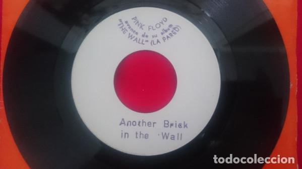 PINK FLOYD ‎– ANOTHER BRICK IN THE WALL (PART II) (Música - Discos de Vinilo - EPs - Pop - Rock Internacional de los 70	)