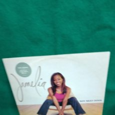 Discos de vinilo: JAMELIA. BOY NEXT DOOR THE MIXES INCLUDES STUSH & CODE BLUE MIXES.. Lote 232795830