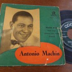 Discos de vinilo: ANTONIO MACHIN / NOCHE AZUL + 3 (EP 1958)-ESPAÑA-. Lote 232803310