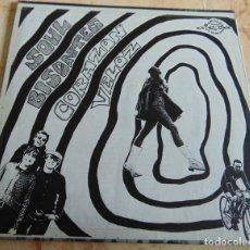 Discos de vinilo: SOUL BISONTES – CORAZÓN VELOZ + 3 - EP 1992. Lote 232809990