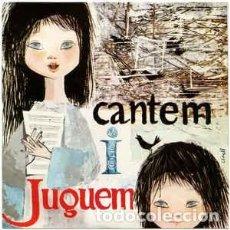 Discos de vinilo: CANTEM I JUGUEM - EP EDIPHONE (SERIE ESPECIAL EDIGSA) SPAIN 1962. Lote 232821175