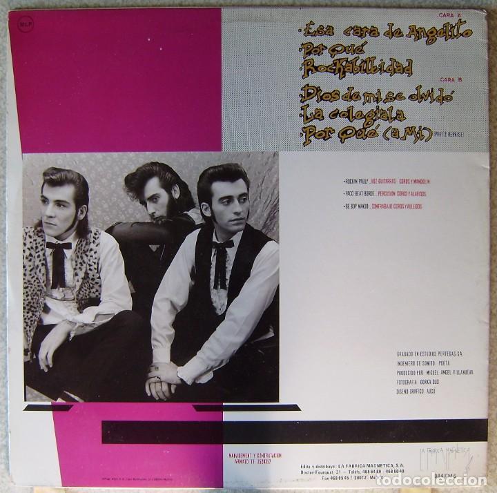 Discos de vinilo: ROCK´N ´BORDES....COMO NUEVO...NO OFERTAS - Foto 2 - 232830847