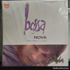 Discos de vinilo: ROBERTO MENESCAL Y SU CONJUNTO - BOSSA NOVA (LP, ALBUM). Lote 232832635