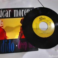 Discos de vinilo: SINGLE AZÚCAR MORENO BANDIDO DEEP MIX. Lote 232837000