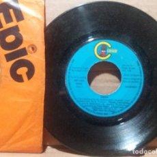 Disques de vinyle: ABBA / TAKE A CHANCE ON ME / SINGLE 7 INCH. Lote 232843460