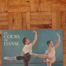 Discos de vinilo: MICHEL DE FARIA – MUSIQUE POUR LE COURS DE DANCE LABEL: UNIDISC - LP. Lote 232886065