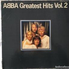 Discos de vinilo: ABBA GREATEST HITS 2 VINILO. Lote 232956790