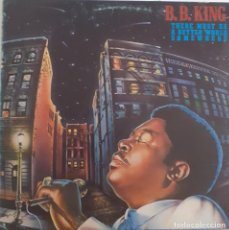 Discos de vinilo: B B KING - THERE MUST BE A BETTER WORLD SOMEWHERE. Lote 232967095