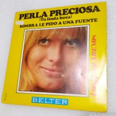 Dischi in vinile: LOS 3 MACARENOS - PERLA PRECIOSA. Lote 232972650