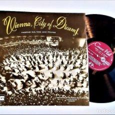 Discos de vinilo: VINILO VIENNA, CITY OF DREAMS. Lote 233022490