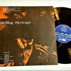 Discos de vinilo: VINILO DANCING STRINGS. Lote 233024215