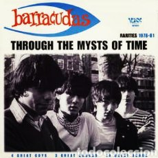 Discos de vinilo: BARRACUDAS ‎– THROUGH THE MYSTS OF TIME . LP VINILO PRECINTADO.. Lote 233025135