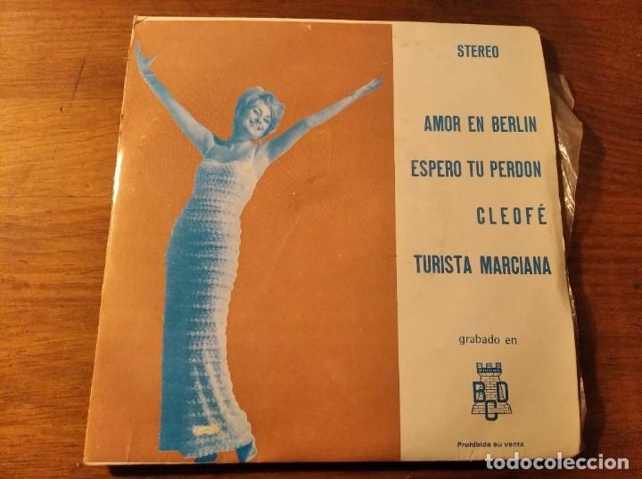 JULIO LORENTE - ROBERTO MILLER - TURISTA MARCIANA + 3 ****** RARO EP ESPAÑOL PROMO (Música - Discos de Vinilo - EPs - Grupos Españoles de los 70 y 80)