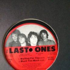 "Disques de vinyle: THE LAST ONES 1981 12"" EUPHORIA SOUND 1983 STAR RHYTHM RECORDS. Lote 233093920"