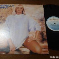 Disques de vinyle: RAFFAELLA CARRA, CUANDO CALIENTA EL SOL, LP HISPAVOX 1984-. Lote 233128985