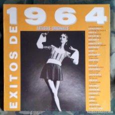 Disques de vinyle: EXITOS DE 1964 LP SPAIN CON LONE STAR, MUSTANG,PEKENIKES,ETC... Lote 233137835