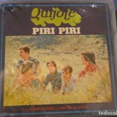 Discos de vinilo: EXPROBS4 DISCO 7 PULGADAS ESTADO VINILO BUENO QUIJOTE PIRI PIRI. Lote 233139250