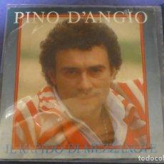 Discos de vinilo: EXPROBS4 DISCO 7 PULGADAS ESTADO VINILO MUY BUENO PINO D'ANGIO IL RAPIDO DI MEZZANOTE. Lote 233144025