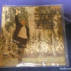 Discos de vinilo: EXPROBS4 DISCO 7 PULGADAS ESTADO VINILO MUY BUENO DOMENICO MODUGNO ESPAÑOL LA DISTANCIA ES COMO..... Lote 233156990