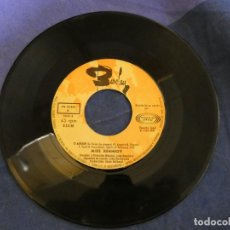 Discos de vinilo: EXPROBS4 DISCO 7 PULGADAS ESTADO VINILO ACEPTABLE MIKE KENNEDY TOMORROW. Lote 233157865