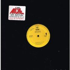 Discos de vinil: GRUPO NICHE - UNA AVENTURA - MAXI SINGLE 1992 - PROMO. Lote 233172240