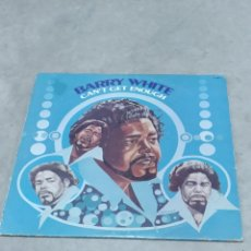 Discos de vinilo: BARRY WHITE * CAN'T GET ENOUGH * LP EDICIÓN USA 1974 20 CENTURY. Lote 233181790