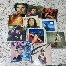 Discos de vinilo: LOTE 12 DISCOS DE VINILO DE ANA BELÉN Y VÍCTOR MANUEL. Lote 233182000