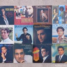 Discos de vinilo: LOTE 12 DISCOS DE VINILO DE PLÁCIDO DOMINGO. Lote 233182110
