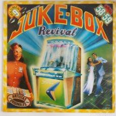 Discos de vinilo: LP JUKE BOX - REVIVAL. Lote 233218620