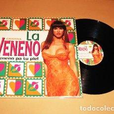 Dischi in vinile: VINILO DE LA VENENO - VENENO PA TU PIEL - MAXI - 1996. Lote 230099960