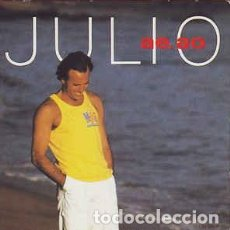 Discos de vinilo: JULIO IGLESIAS - AE, AO - MAXI-SINGLE SPAIN 1988. Lote 233258245