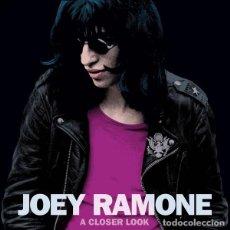 Disques de vinyle: JOEY RAMONE – A CLOSER LOOK -LP-. Lote 233273270