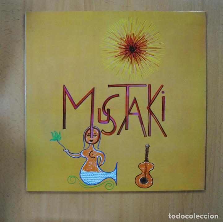 MOUSTAKI - GEORGES MOUSTAKI - GATEFOLD - LP (Música - Discos - LP Vinilo - Canción Francesa e Italiana)