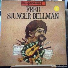 Discos de vinilo: LP SUECO DE FRED AKERSTRÖM AÑO 1969 REEDICIÓN. Lote 233292395