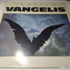Dischi in vinile: LP - VANGELIS – IGNACIO - ZDL1-7114 ( VG / VG+) SPAIN 1978. Lote 233295710