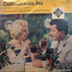 Discos de vinilo: LP ARGENTINO DE RUDY RISAVY Y SUS VIOLINES BAILARINES AÑO 1960. Lote 233299110