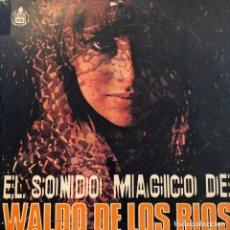 Discos de vinilo: LP ARGENTINO DE WALDO DE LOS RÍOS AÑO 1969. Lote 233302245