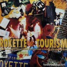 Discos de vinilo: ROXETTE - TOURISM - DOBLE LP DE VINILO EDICION ESPAÑOLA #. Lote 233373875