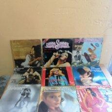 Discos de vinilo: LOTE DE 10 DISCOS DE VINILO DIFERENTES ARTISTAS. Lote 233392025