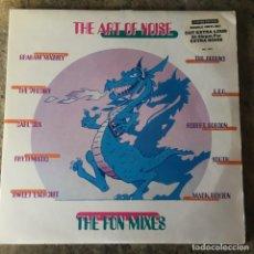 Disques de vinyle: THE ART OF NOISE - THE FON MIXES . DOBLE LP .. Lote 233394510