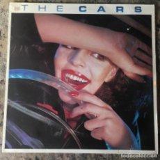 Discos de vinilo: THE CARS - THE CARS . LP . 1984 ELEKTRA. Lote 233394875