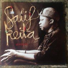 Discos de vinilo: SALIF KEITA - AMEN . LP . 1991 MANGO. Lote 233396310
