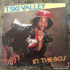 Discos de vinilo: T. SKI VALLEY - IN THE 80'S . LP . 1984 BELGICA. Lote 233401915